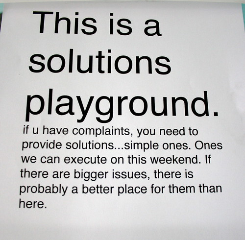 Solutions Playground