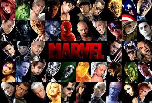 Marvel en el cine