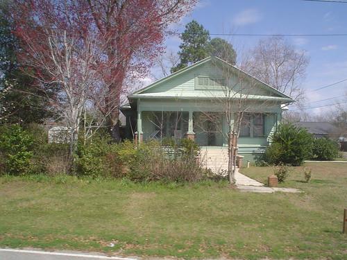 House, Florala, Alabama