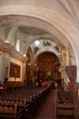 Chapel Aisle