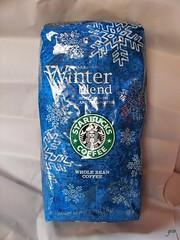 Starbucks Coffee Winter Blend 星巴克冬季限定咖啡豆