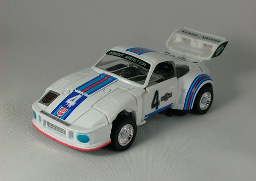 Transformers Jazz (G1 Encore Reissue) - modo alterno