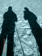 the shadows (pupepp's) Tags: ski norway trondheim gandi bymarka pupung