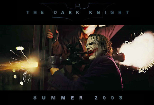 The Dark Knight, Joker con bazooka