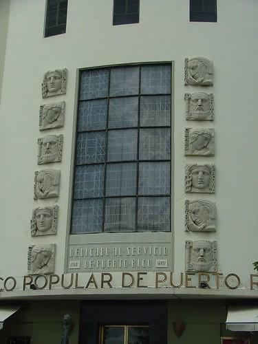 banco popular puerto rico. Puerto Rico- San Juan- Banco