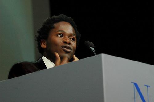 Ishmael Beah plenary at NAFSA 2008 Conference
