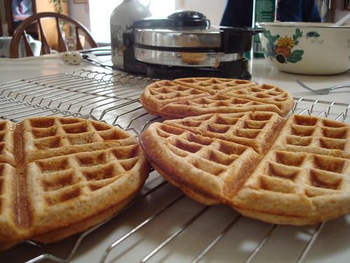 Whole Wheat Waffles recipe whole wheat pancake mix