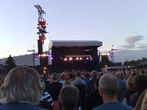 Springsteen 2008 - Steven Van Zandt singing
