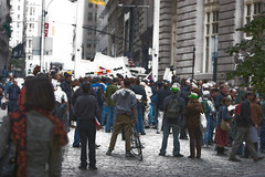 Bailout Protest