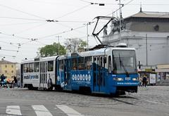 Brno, Nádražní 21.10.2016 (The STB) Tags: brno publictransport tram tramway strassenbahn strasenbahn tramvaj českomoravskákolbendaněk tatra tatrawagen
