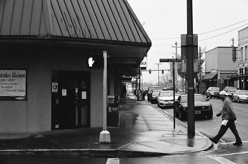 Street Crossng