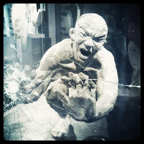 Sculpture by Hiroko