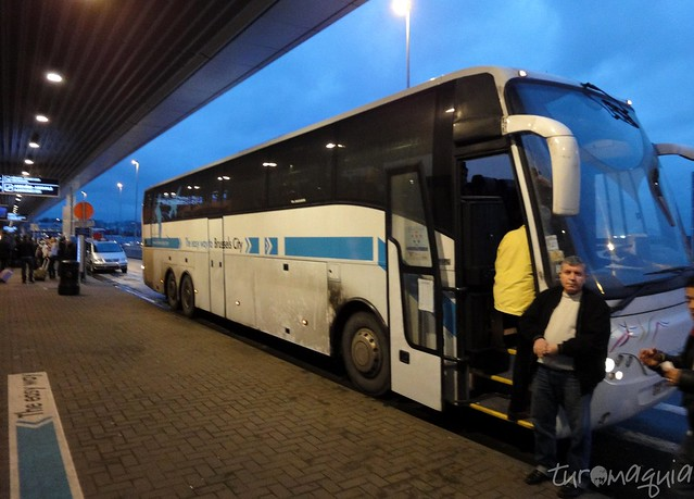 Charleroi Airport - Belgica