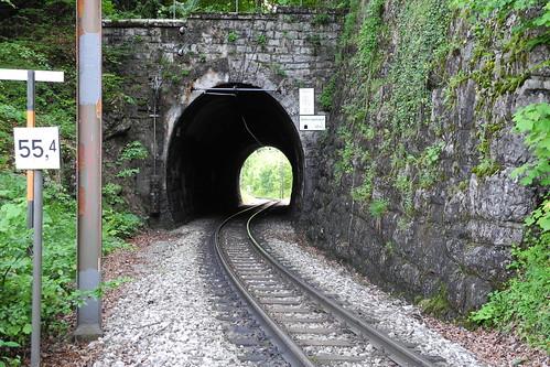 Stettenriegeltunnel - Mariazellerbahn