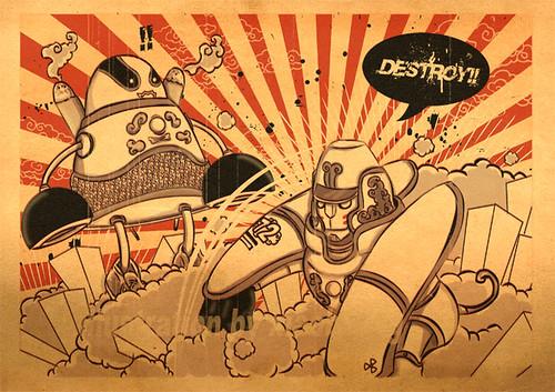 Destroy II