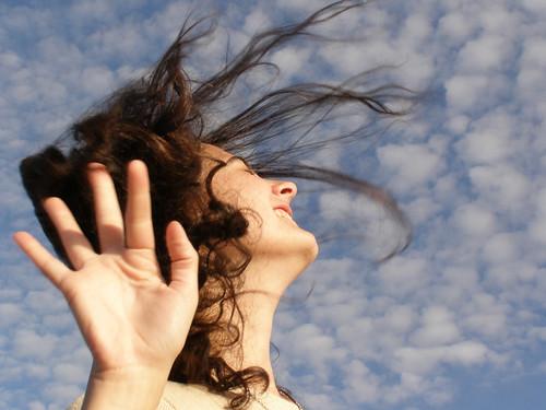 Laura y el aire