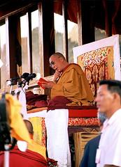 Opnieuw woede om ontvangst Dalai Lama