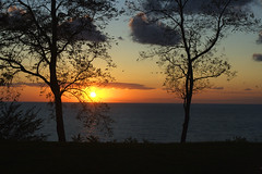 Goderich (Bass Dude) Tags: sunset ontario sunrise lakehuron goderich goldstaraward