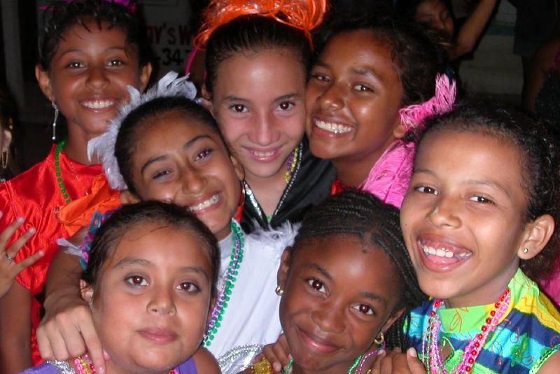San Pedro Carnival Kids