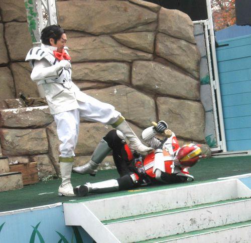 よみうりランド電王ショー2007.nov.17