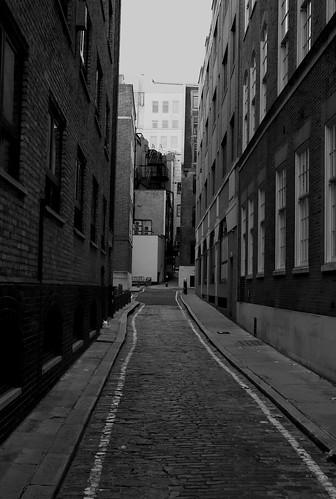 Near Fleet Street