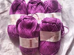 Knit Picks Shine Sport - Crocus