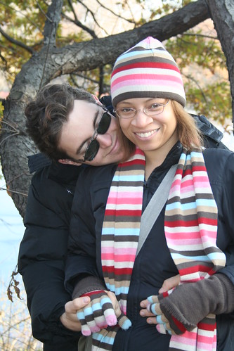 Adam & Me in Central Park