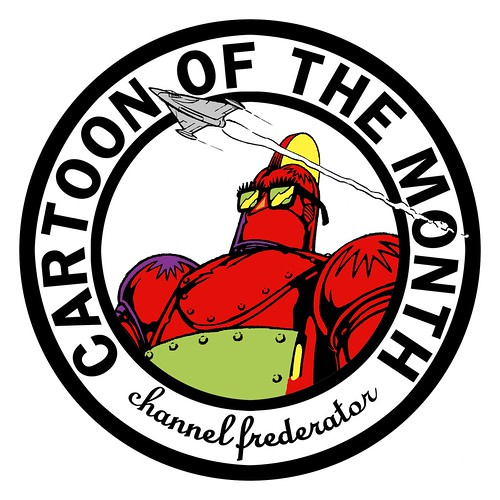 Cartoon of the Month Icon