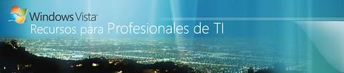Vista recursos IT Pro