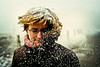 we wait for real snow (frischmilch) Tags: winter portrait woman snow female hair deutschland snowflakes 50mm iso800 movement eva action f28 limburg rheinlandpfalz 1400s gettyimagesgermanyq1