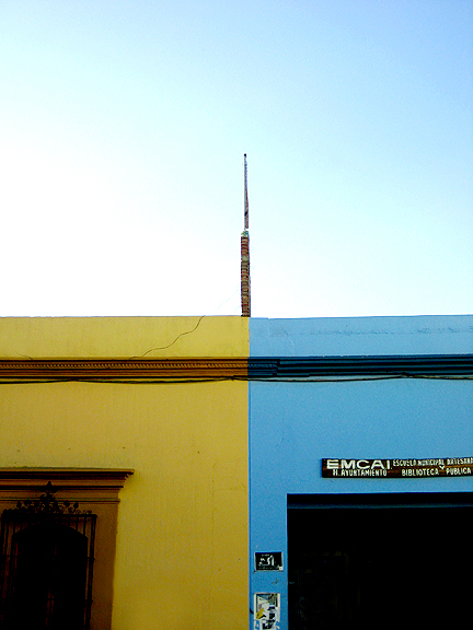 Oaxacan Buildings