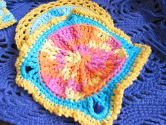 Stashbusting Dishcloths