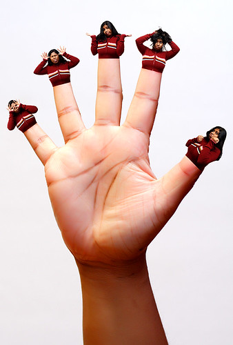 Finger Puppets (27/366)