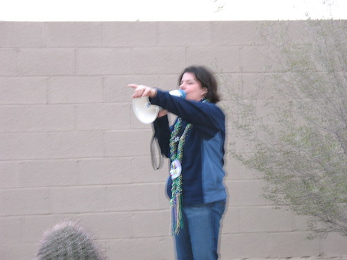 Stacy and the Bullhorn