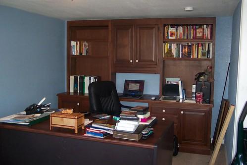 My Empty Office