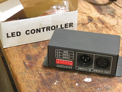DMX LED Controller