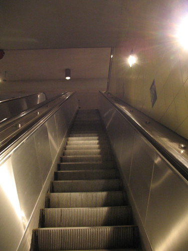 The Loneliness of the Long-Distance Bessarion Escalator