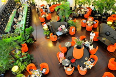 The Orangery Restaurant, Siam Paragon