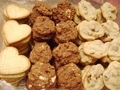 Mario's cookies