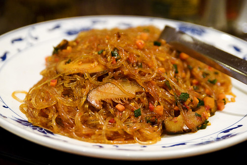 spicy jap chae?