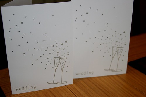 Wedding invites