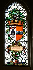 Rothesay MDCCCXCVII (1897) (ufopilot) Tags: window glass scotland stained bute rothesay