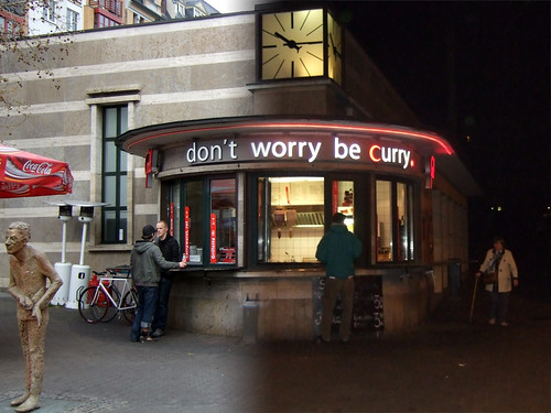 don't worry be curry