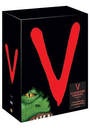 Serie V colección completa