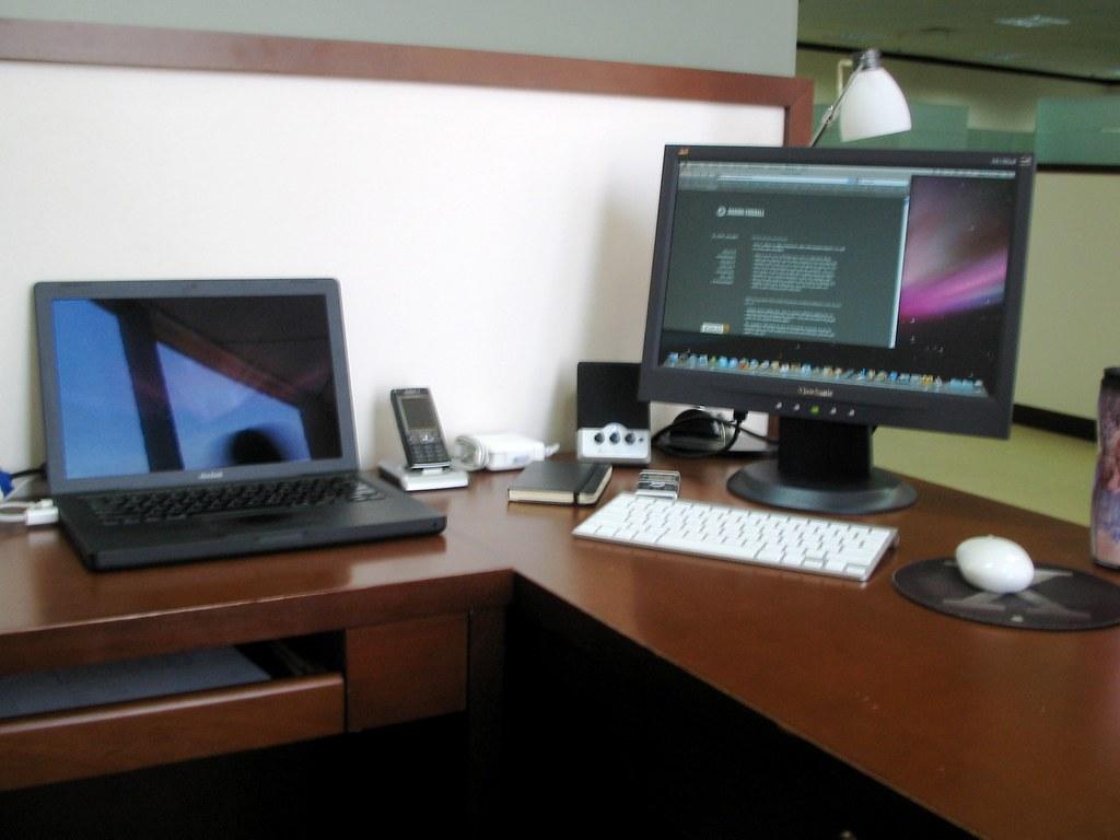 Dual Display Setup