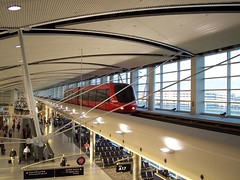 Detroit Airport, Concourse A