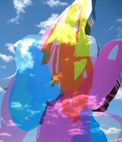 Koons sculpture 1