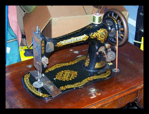 Цена Швейной Машинки Зингер Старого Образца 1937 - фото 11