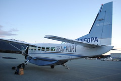SeaPort Caravan N950PA at JNU