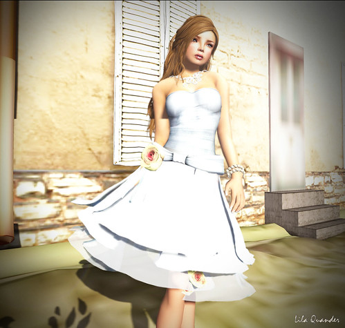 *LpD* - *Delicacy Skirt* Blue Short Version